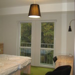 Pokój 2-osobowy z widokiem na ul.Dworcową, 5a Hotel Services Koszalin
